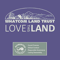 Whatcom Land Trust logo