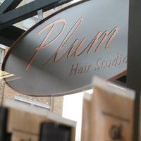 Plum Hair Studio logo