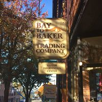 Bay To Baker Trading Company  logo