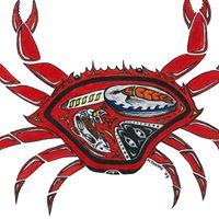 KMB Seafoods  logo