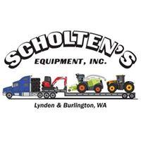 Scholten's Equipment Inc logo
