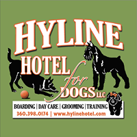 Hyline Hotel & Training For Dogs LLC logo