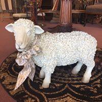 Shabby Sheep Emporium logo