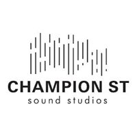 Champion St Sound Studios logo