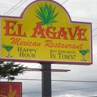 El Agave Mexican Restaurant logo