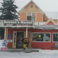 Benson Country Market logo