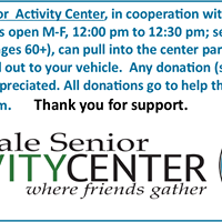 Ferndale Senior Center logo