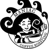 Maniac Roasting logo