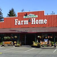 Hannegan Farm & Home logo