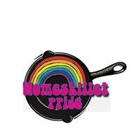 Homeskillet logo
