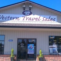 Western Travel Sales logo