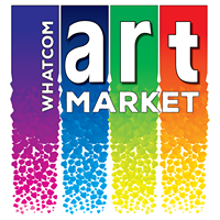 Whatcom Art Market logo