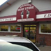 Edaleen Dairy Ice Cream Shop logo