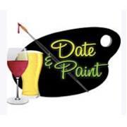 Date & Paint logo