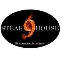 Steak House 9 logo