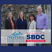 WWU Small Business Development Center logo