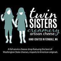 Twin Sisters Creamery logo