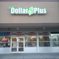Mike's Dollar Plus logo