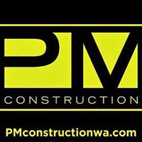 Pm Construction logo
