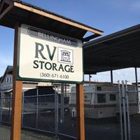Bellingham Rv Storage logo