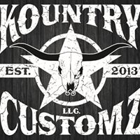 Kountry Customz LLC logo