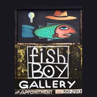 Fishboy Gallery logo