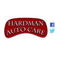 Hardman Auto Care logo