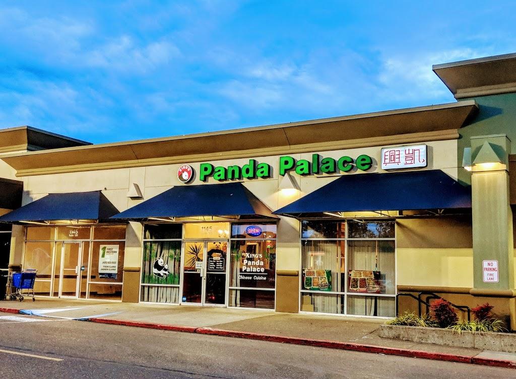 Panda Palace logo