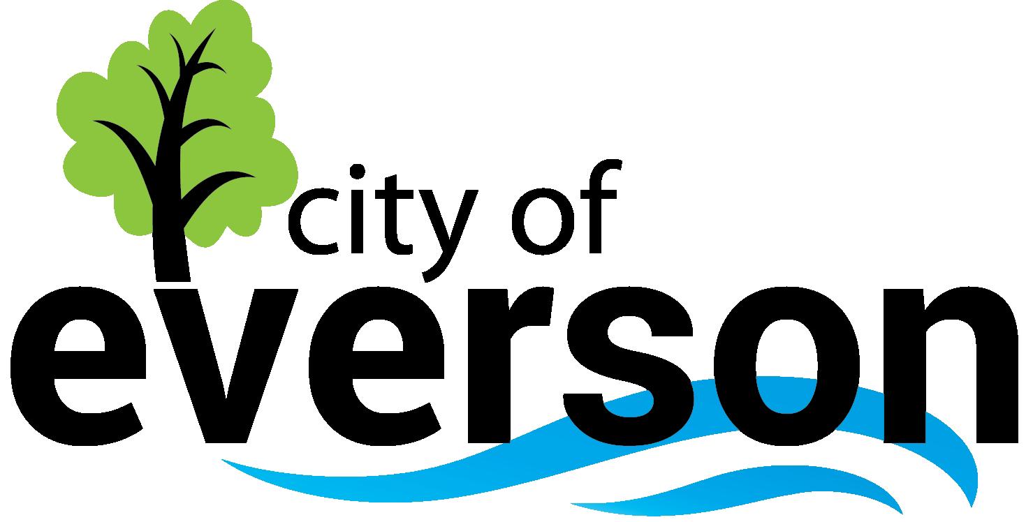 Everson City Hall logo