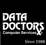 Data Doctors logo