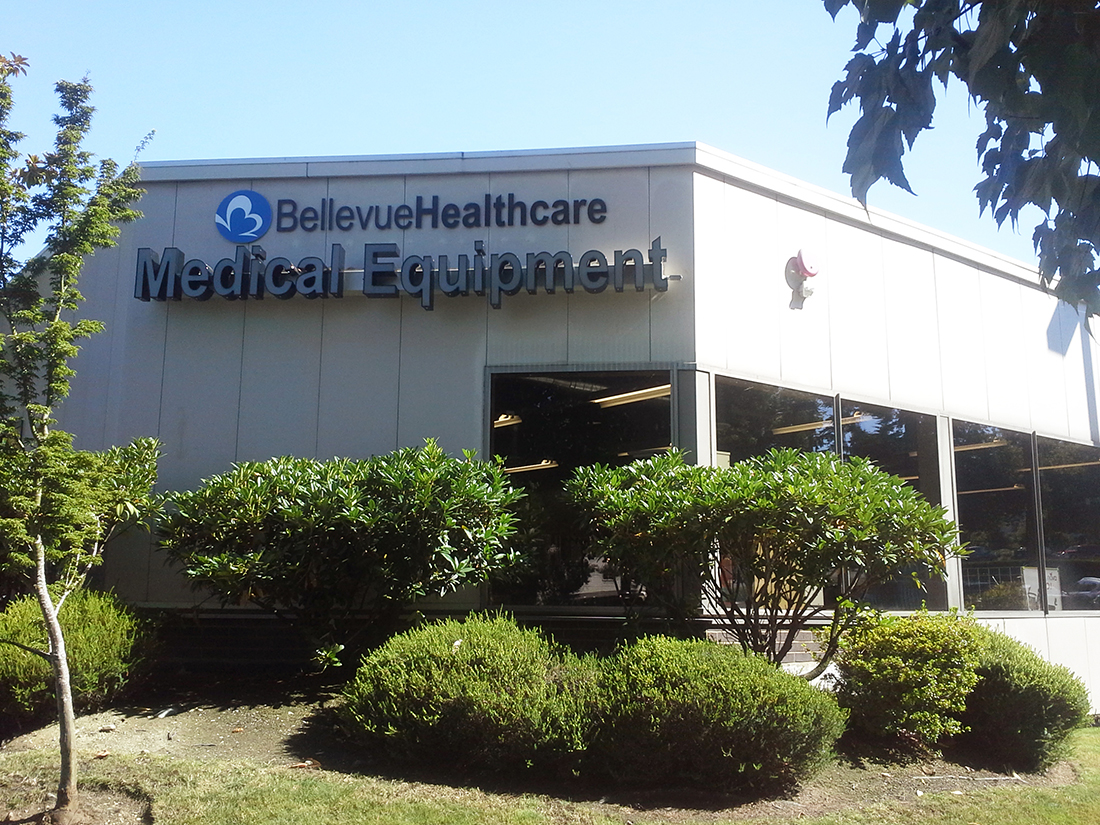 Bellevue Healthcare logo
