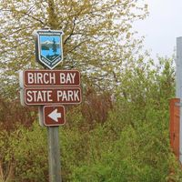 Birch Bay State Park logo