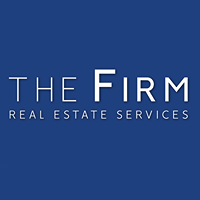 The Firm Real Estate Services logo