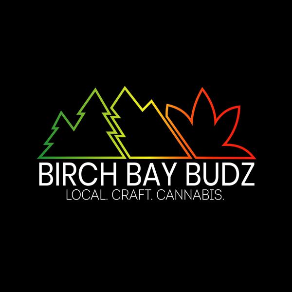 Birch Bay Budz Marijuana Dispensary logo