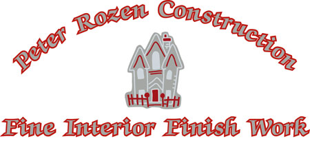 Peter Rozen Construction logo