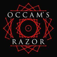 Occam's Razor Barbershop logo
