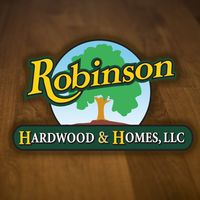 Robinson Hardwood & Homes logo