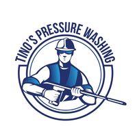 Tino's Pressure Washing logo