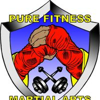 Pure Fitness Martial Arts logo