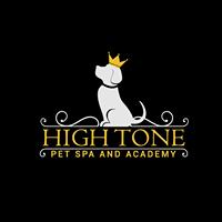 High Tone Pet Spa & Academy logo