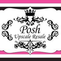 Posh Upscale Resale logo