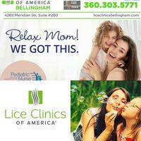 Lice Clinics of America - Bellingham WA logo