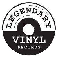 Legendary Vinyl Records logo