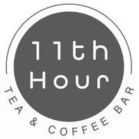 11th Hour Tea & Coffee Bar logo