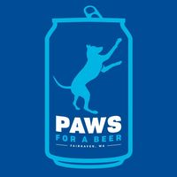 Paws For A Beer logo