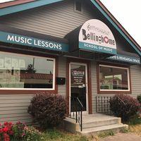 Bellinghome School of Music logo