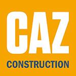 CAZ Construction logo
