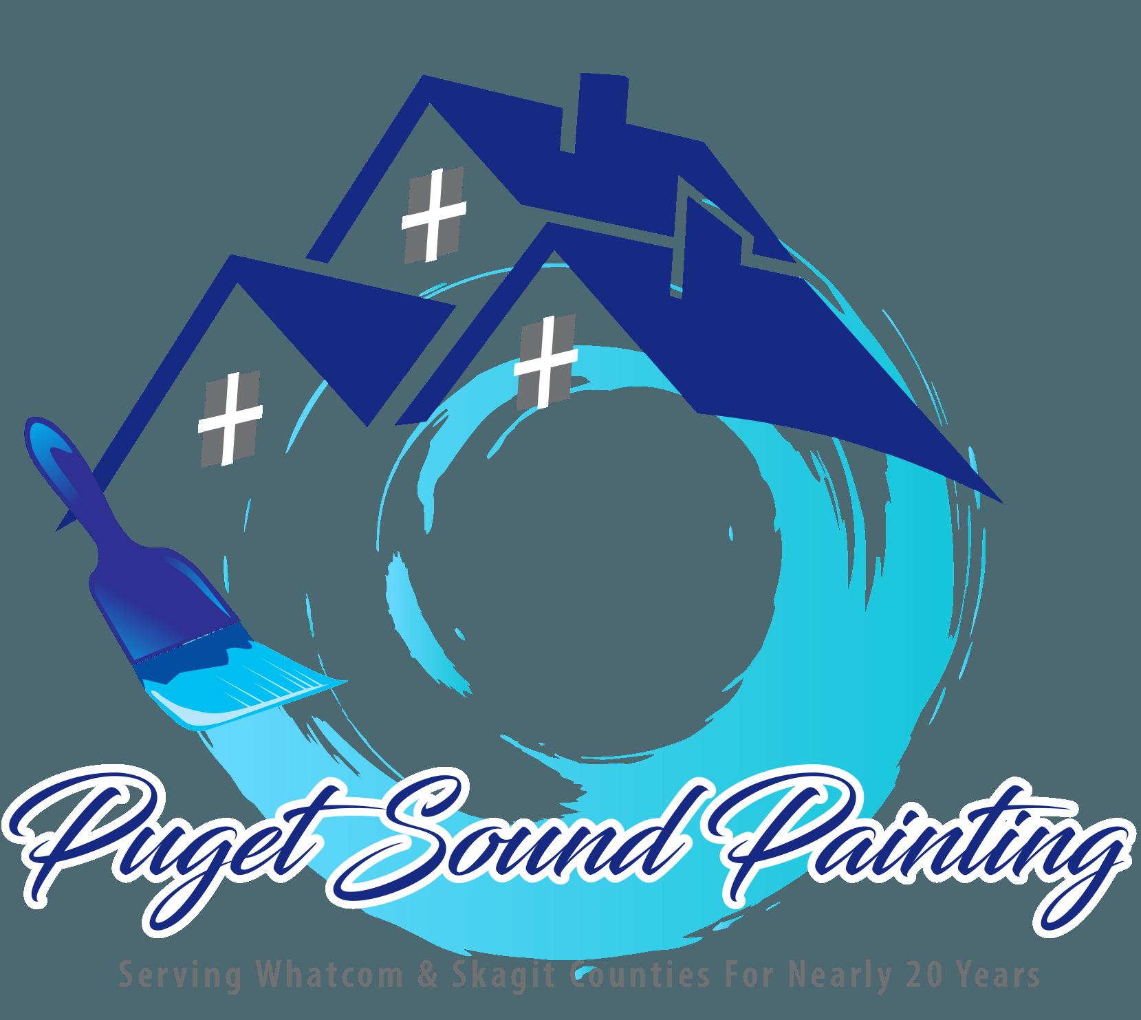 Puget Sound Painting logo