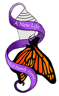 A New Life Adult Family Home logo