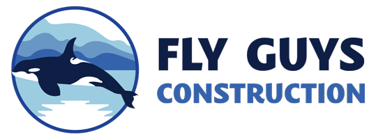 Fly Guys Roofing logo